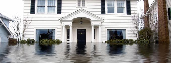 Flood Water Damage